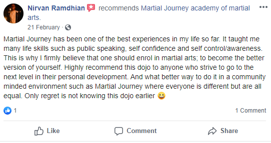 1, Martial Journey Academy of Martial Arts Point Cook Victoria
