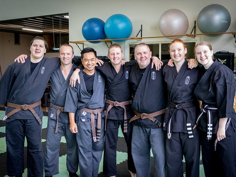 adult martial arts classes in point cook